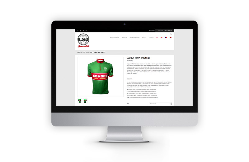 Retro Cycling Shirts